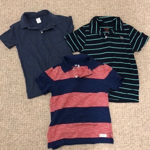 Other - 3 boys collared shirts